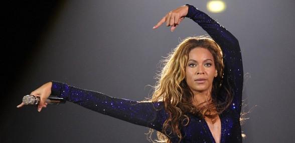 Beyoncé – svingede sit scepter med perfektion
