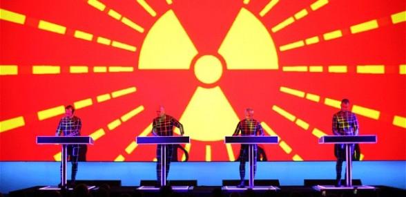 Kraftwerk arbejder på nyt materiale