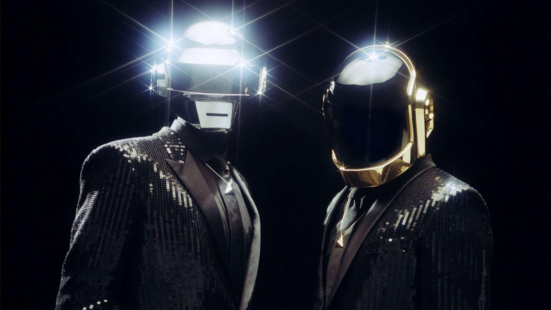 Daft Punk er gået i opløsning