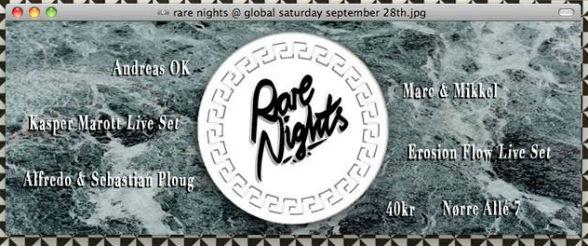 Rarenights