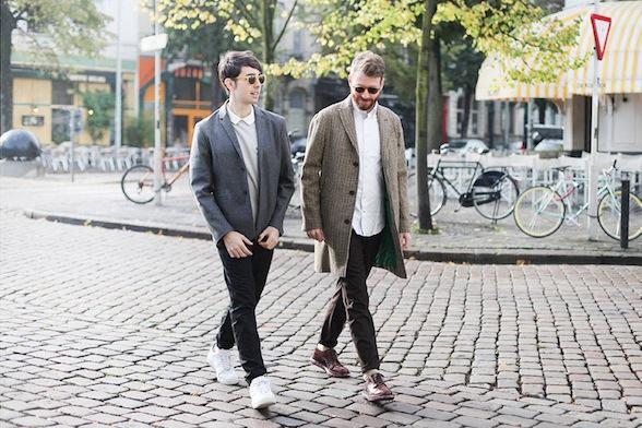 mænd stil