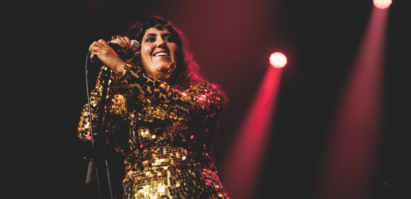 Marie Key og Quadron triumferer ved Danish Music Awards