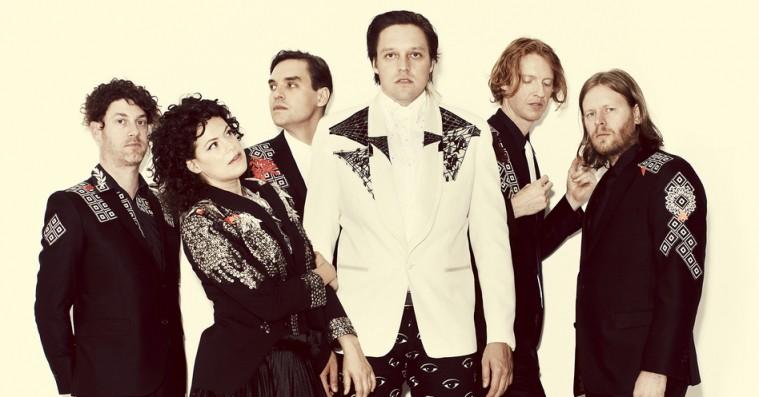 Arcade Fire 'Reflektor'
