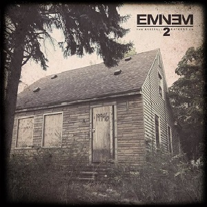 Eminem 'The Marshall Mathers LP 2 ' - The Marshall Mathers LP 2