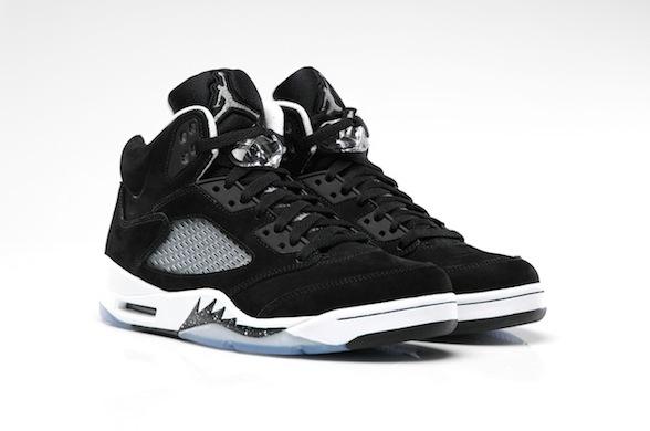 super popular c81de 5bc4f Buy or Die  Air Jordan 5 Retro  Black White    Nyhed