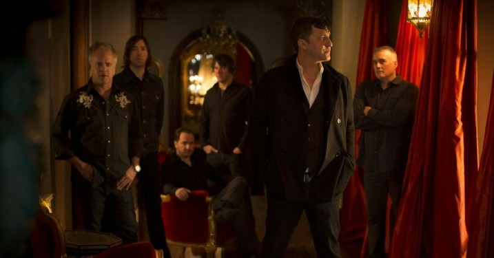 The Afghan Whigs – potent rockfest