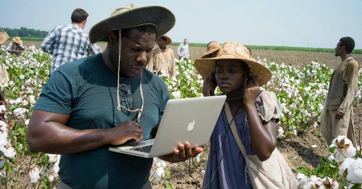Iskold luft mellem instruktøren og forfatteren bag '12 Years a Slave'
