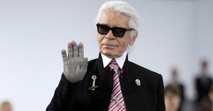 Karl Lagerfeld åbner London-butik