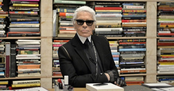 Nu kan du bo hos Karl Lagerfeld