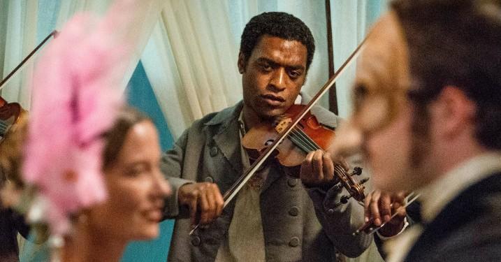 Oscar-medlemmer stemte på '12 Years a Slave' uden at have set den