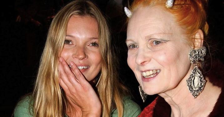 Video: Vivienne Westwood om Kate Moss