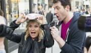 Amy Poehler producerer komiker-komedieserie med Billy Eichner