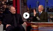 Video: Louis C.K. er den første nogensinde til at sige »sucks balls« hos Letterman