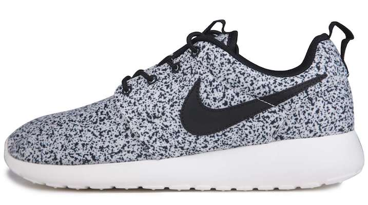 Nike Roshe Run Black Sail Speckle