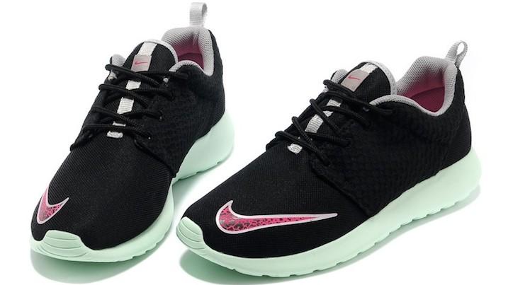 Nike Roshe Run FB Mint