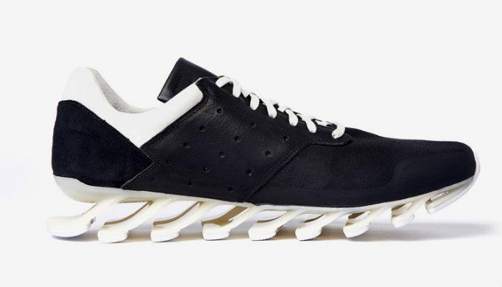 Rick Owens designer nye sci fi sko for Adidas Nyhed