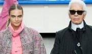 Karl Lagerfeld søger ny Chanel-model online
