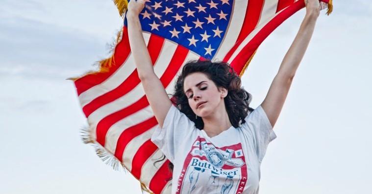 Lana Del Reys kunstneriske vision er tæt på fuldendt på 'Ultraviolence'