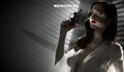 Eva Green tager til genmæle efter x-rated 'Sin City'-plakat