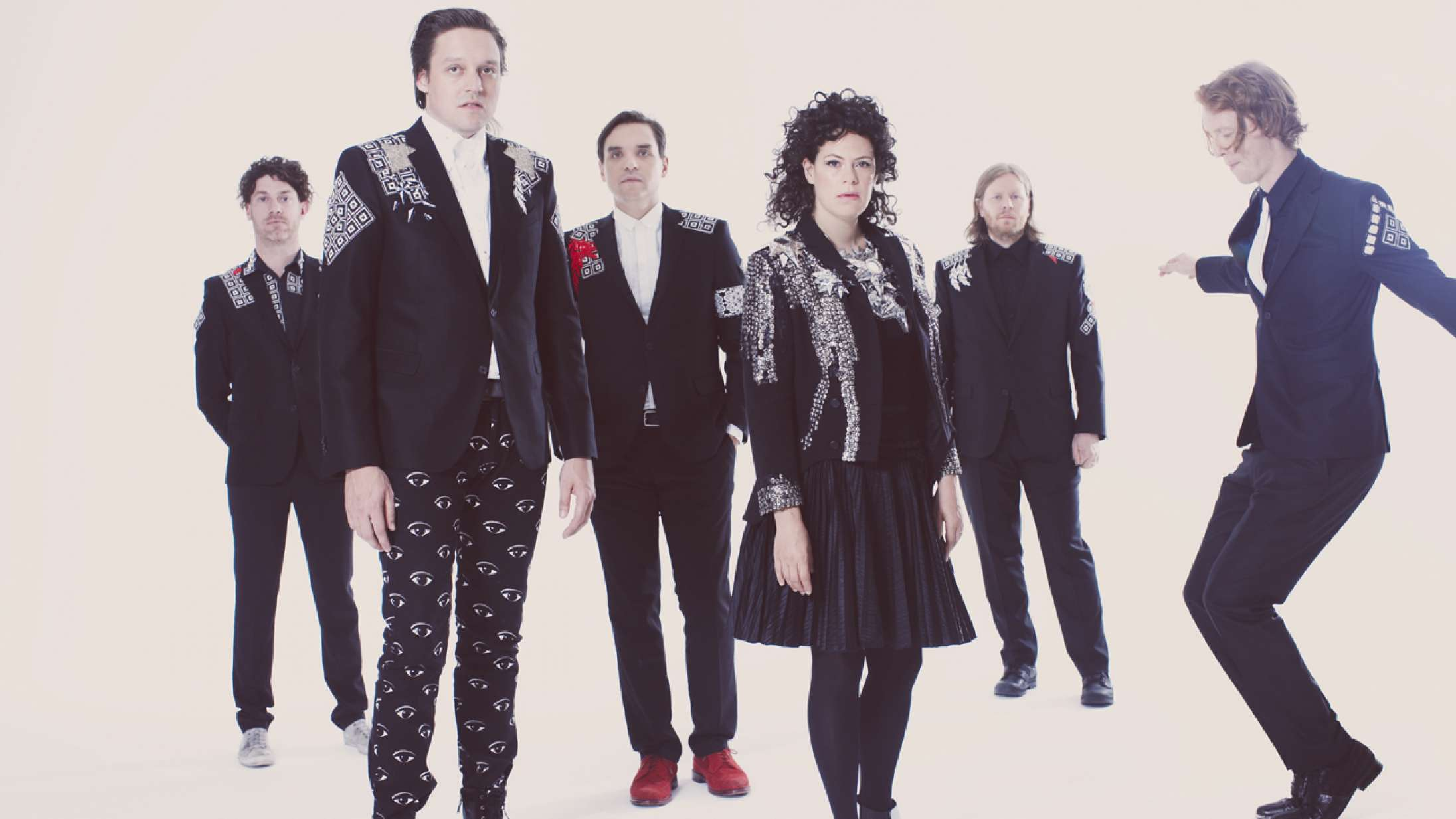 Arcade Fire 'The Suburbs'