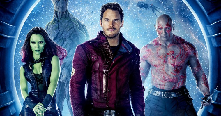 'Guardians of the Galaxy'-castet underskriver statement for at få instruktør James Gunn tilbage