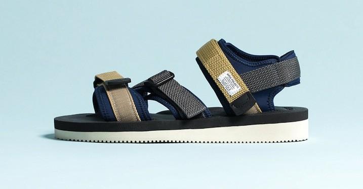 Buy or Die: Suicoke x Norse Store-sandaler
