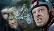 Andy Serkis som abe: Sådan ser det ud