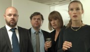 'Banken': DR2's nye satireserie er bedst i 'The Office'-mode