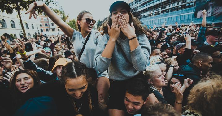 Distortion laver konceptet om – slår Final Party og Havnefest sammen til minifestival