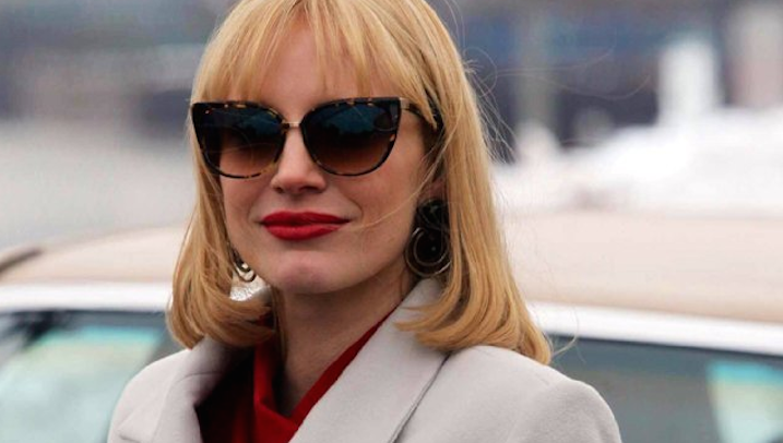 Jessica Chaistain A most violent year
