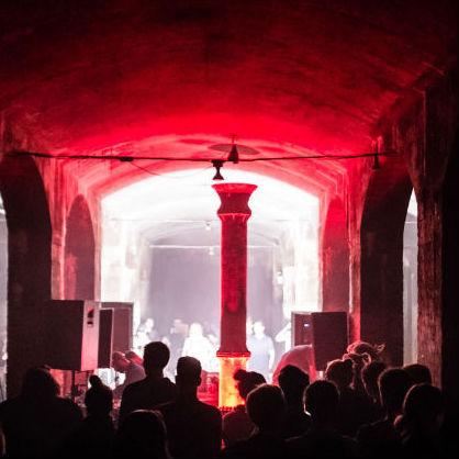 Rainer Veil & Demdike Stare – underjordisk mareridt / Koncert