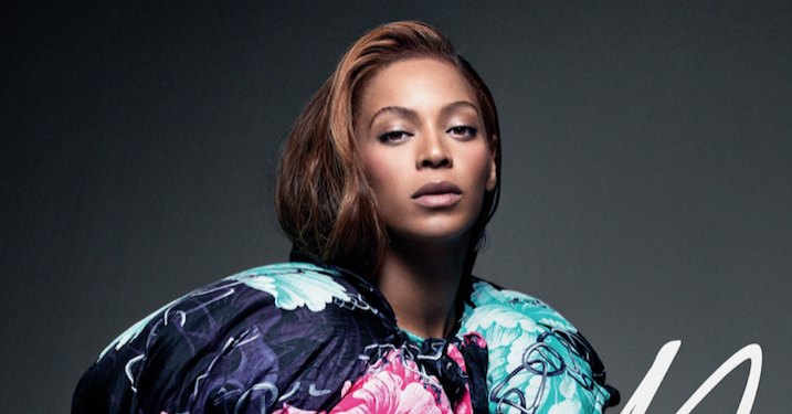Beyoncé på forsiden af CR Fashion Book