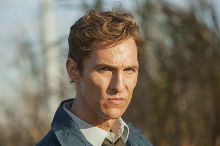 True Detective McConaughey