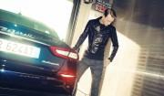 Se Victor Nylander i værkstedet hos Maserati