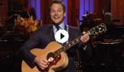 Video: Chris Pratt gør grin med Marvel i 'Saturday Night Live'