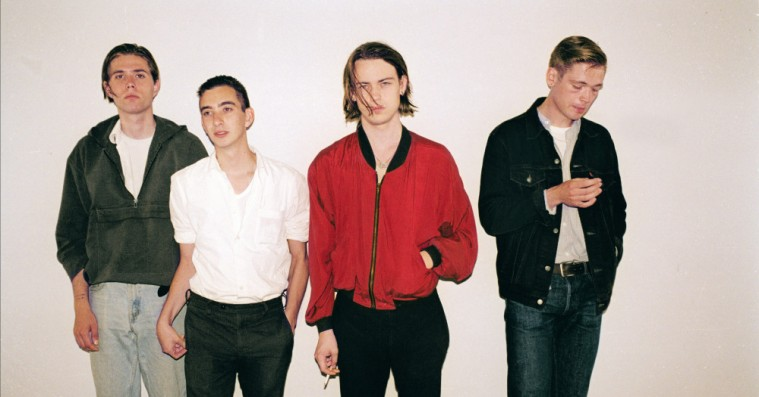 Iceage 'Plowing into the Field of Love'