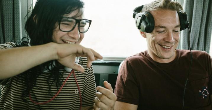 Diplo og Skrillex-projektet Jack Ü surprise-udgiver nyt album
