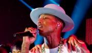 Pharrell blev ved med at hive hits op af hatten