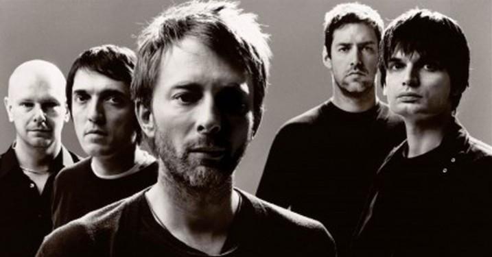 Radiohead forsvinder (næsten) fra nettet – Facebook, Twitter m.m. går i hvidt