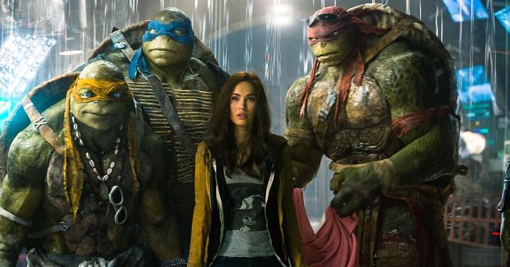 'Teenage Mutant Ninja Turtles'