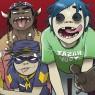 Se den vilde trackliste til Gorillaz' nye album 'Humanz' – Pusha T, Grace Jones, Vince Staples m.fl.