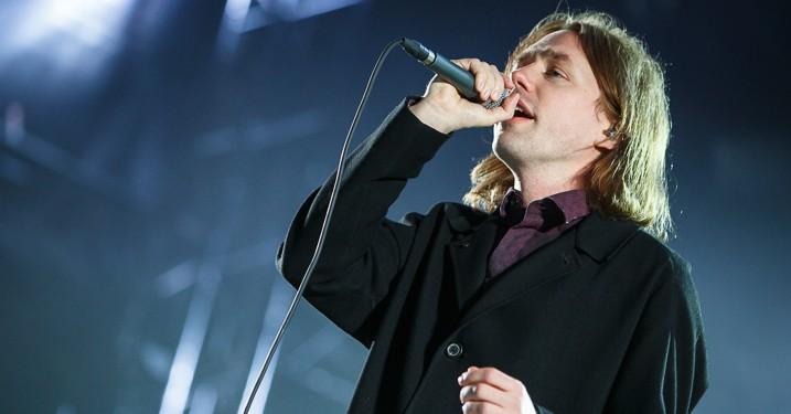 Jonas Bjerre: »Vi var hurtigt enige om, at det var som kvartet, vi skulle indspille det nye Mew-album«