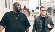 Lyt: Run the Jewels slår sig sammen med Rage Against the Machine-frontmand