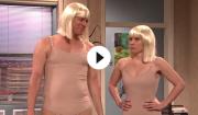 Video: Jim Carey, Kate McKinnon og Iggy Azalea går 'Chandelier'-amok