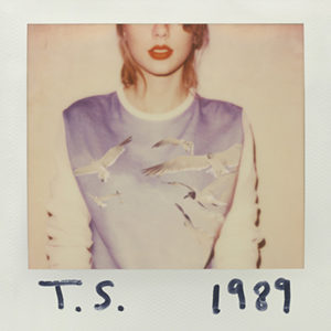 Taylor Swift '1989' - 1989