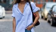 Style Wise: 15 klassiske blå skjorter til kvinderne