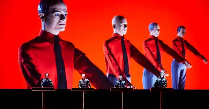 Kraftwerk spiller otte 3D-koncerter i København