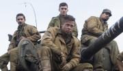 'Fury': Ubønhørligt ubehagelig krigsfilm med Brad Pitt