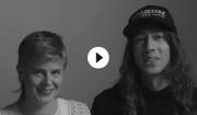 Video: Kindness og Robyn lader os komme tæt på deres familie og venner