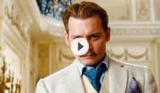 Trailer: Johnny Depp er Movember klar